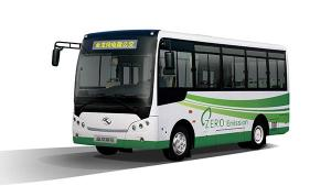 6m Electric Bus, XMQ6662G EV