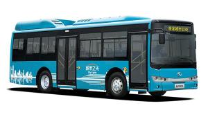 8m Hybrid Electric Bus, XMQ6850G