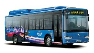 10m Hybrid Electric Bus, XMQ6106G