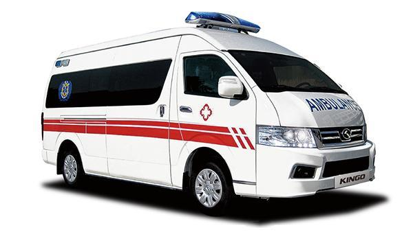 Kingo Ambulance Van