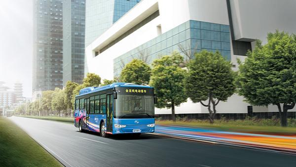 10m Electric Bus, XMQ6106G EV