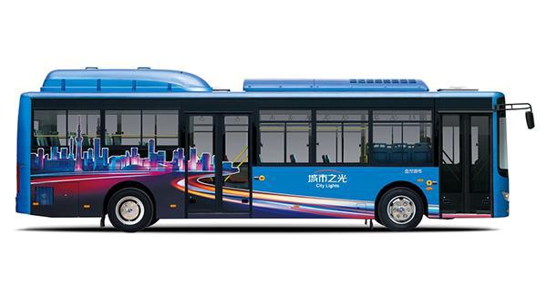 11m Hybrid Electric Bus, XMQ6119G