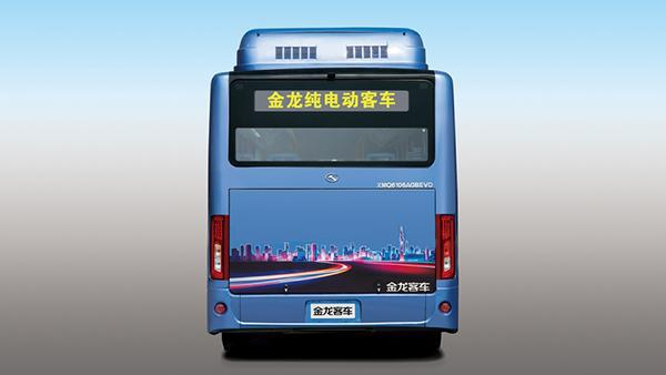 12m Hybrid Electric Bus, XMQ6127G